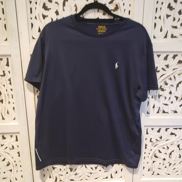 Polo by Ralph Lauren Other - Polo Ralph Lauren Navy Blue Performance Shirt